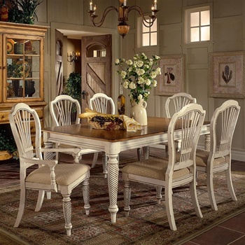 dining table french country