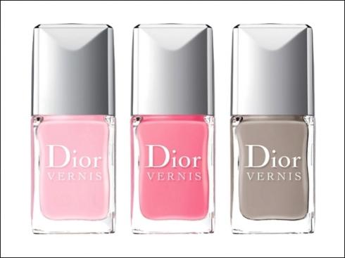 dior nail polish spring 2013