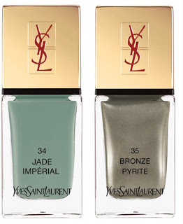YSL Spring 2013 Arty Stone Collection