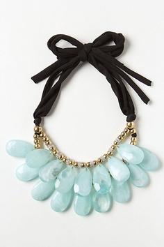 May top 5 - statement necklace