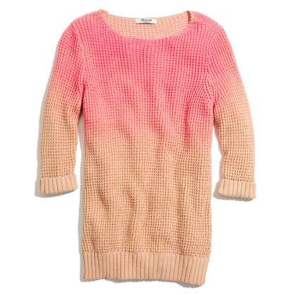 june top 5 picks 2013 - madewell sweater